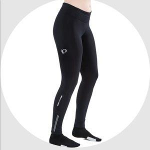 Pearl Izumi Cycling Thermal Black Tights - Medium